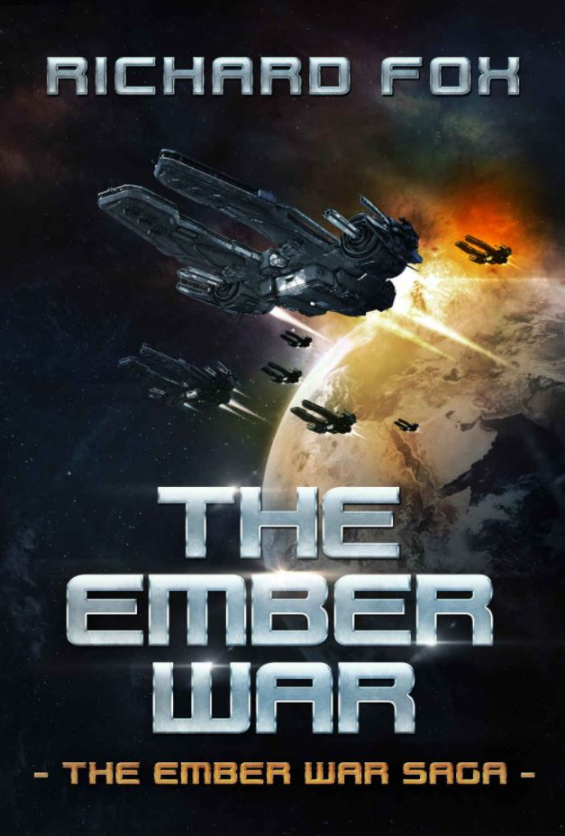 'The Ember War' by Richard Fox