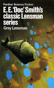 'Grey Lensman' by E. E. Doc Smith