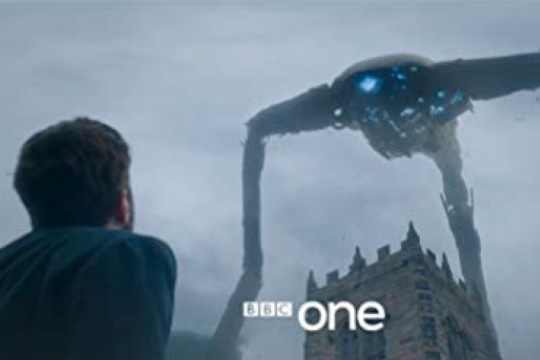 BBC's 'The War Of The Worlds' (2019)