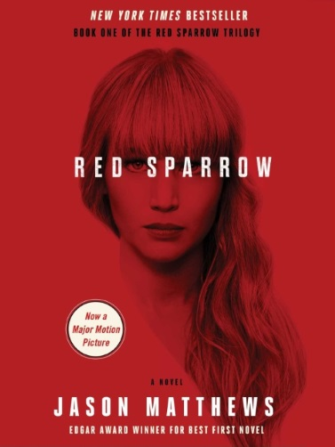 'Red Sparrow' by Jason Matthews (2013)