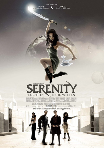 Film Review: Serenity (2005)